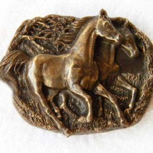 форма для мыла лошади