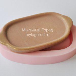 форма для мыла поднос