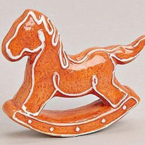 форма для мыла и свечей пряничный конь