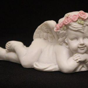 силиконовая форма для мыла и свечей ангелочек
