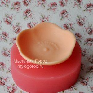 форма для мыла пиала