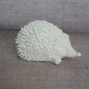 форма для мыла и свечей ежик