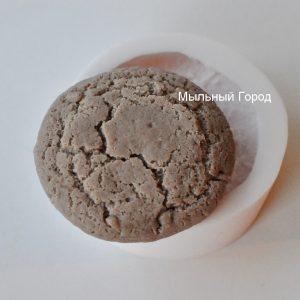 форма для мыла печенье