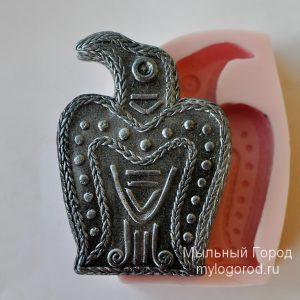 форма для мыла ворон скандинавский