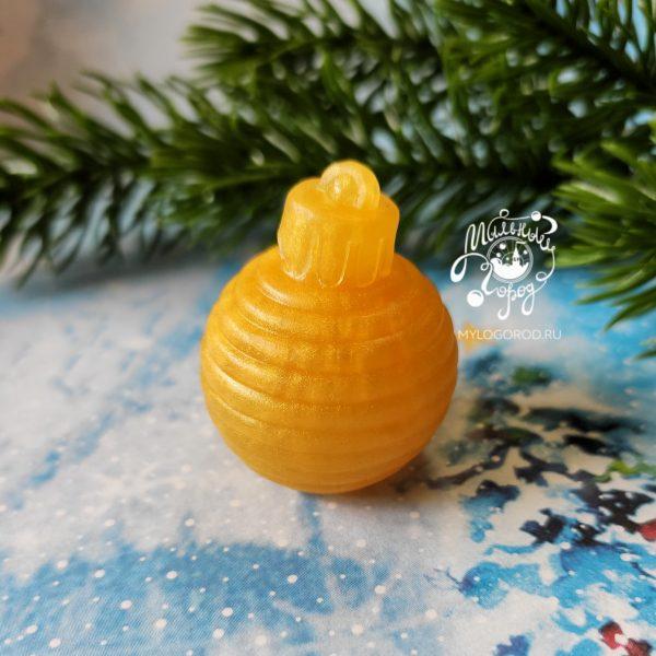 форма для мыла шар