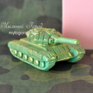 форма для мыла танк т90