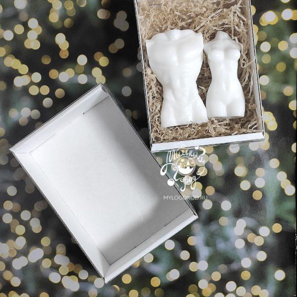 коробка для мыла с прозрачной крышкой