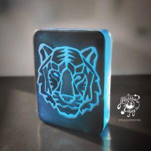 символ года 2022 тигр мыло
