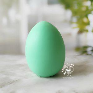 форма для свечей яйцо