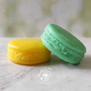 форма для мыла макаронс