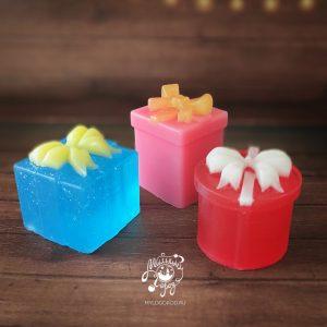 форма для мыла подарок