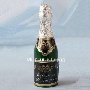 форма для мыла шампанское