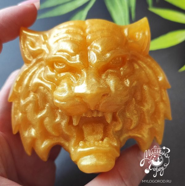 мыло тигр