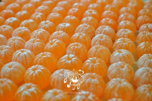 мыло мандарин