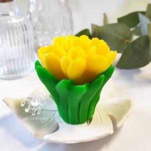 силиконовая форма тюльпаны
