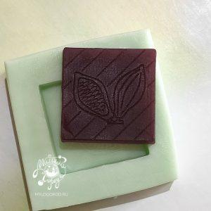 силиконовая форма шоколадка