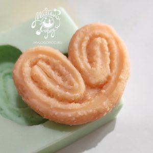 форма для мыла сахарные ушки