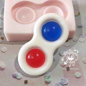 форма для мыла симпл димпл